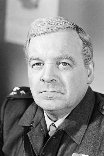 Picture of Patrick Wymark in The Champions