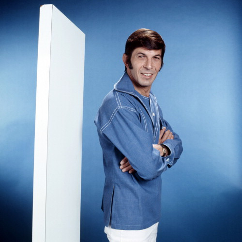 Picture of Leonard Nimoy