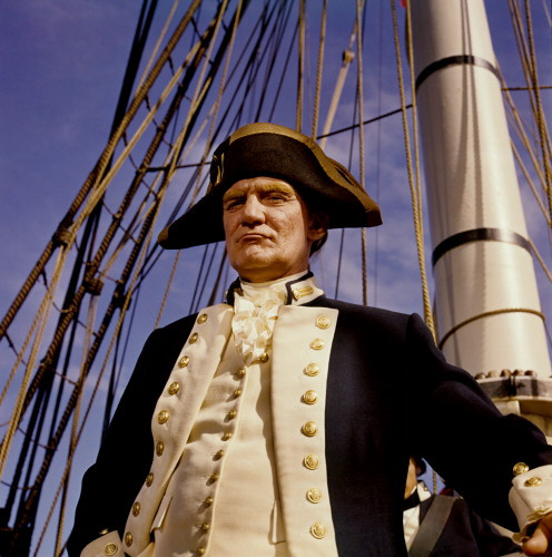 Picture of Trevor Howard in Mutiny on the Bounty