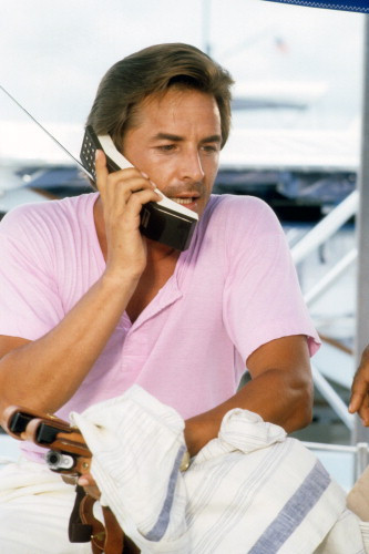 Picture of Don Johnson in Miami Vice