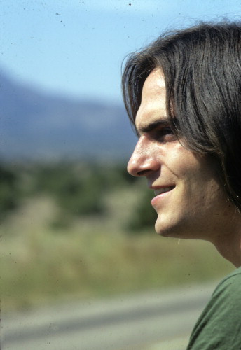 Picture of James Taylor in Two-Lane Blacktop