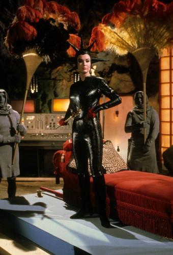Picture of Francine York in Lost in Space