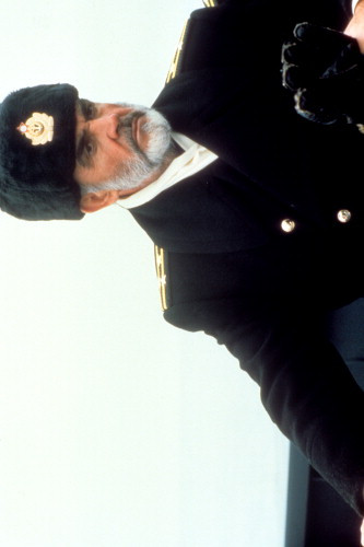 Picture of Sean Connery in The Hunt for Red October