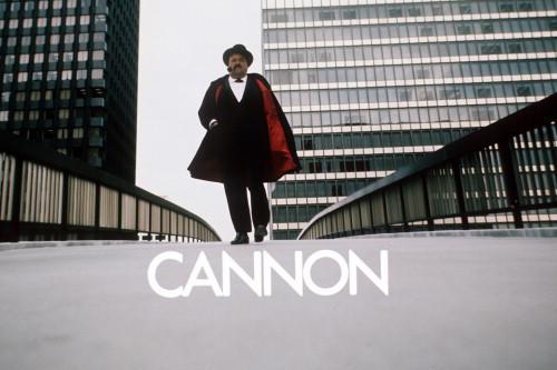 Picture of William Conrad in Cannon