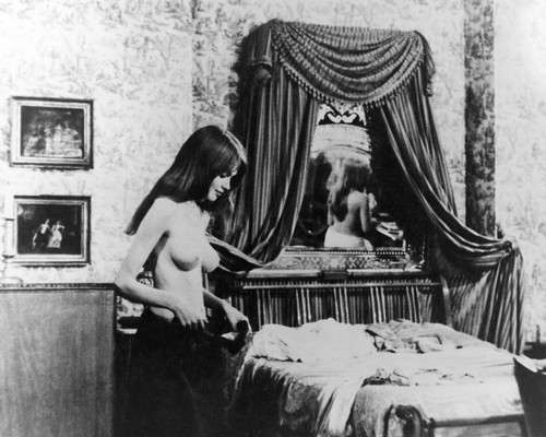 Picture of Madeline Smith in The Vampire Lovers