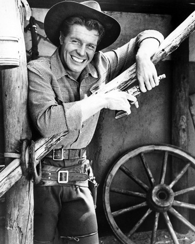 Picture of Robert Horton in Wagon Train
