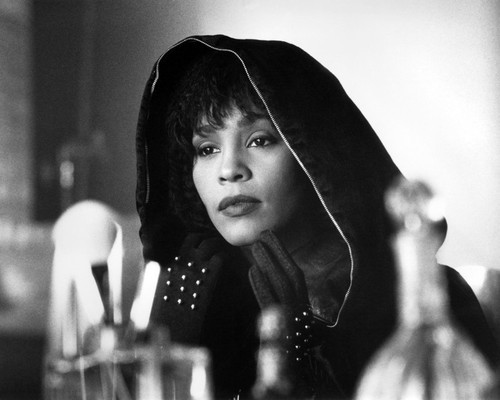 Picture of Whitney Houston in The Bodyguard