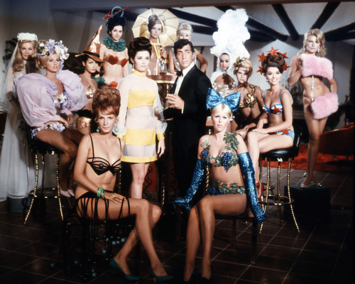 Picture of Dean Martin in The Ambushers