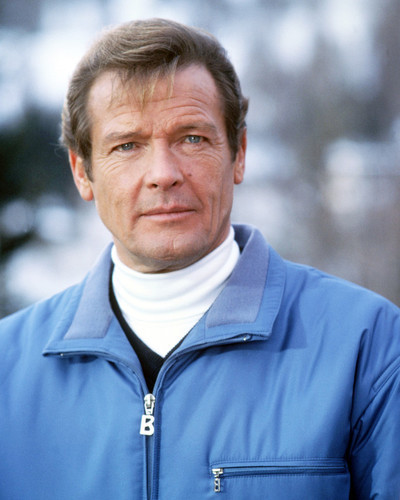 Picture of Roger Moore