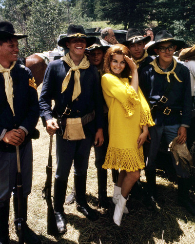Picture of Ann-Margret in Stagecoach