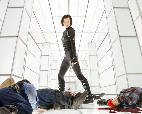 Picture of Milla Jovovich