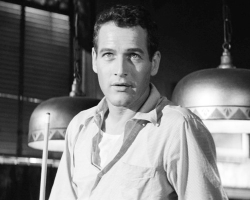 Picture of Paul Newman in The Hustler
