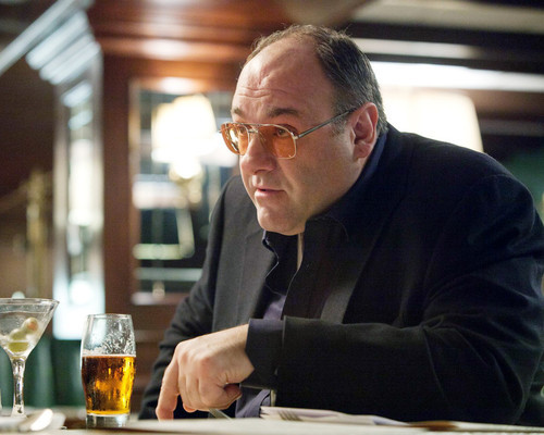 Picture of James Gandolfini