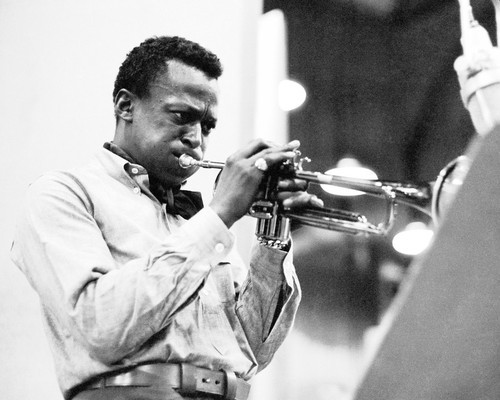 Picture of Miles Davis