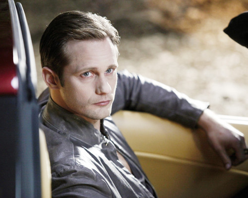 Picture of Alexander Skarsgård in True Blood