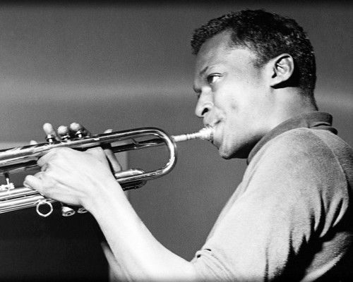Picture of Miles Davis