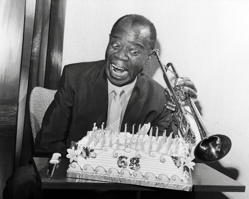 Picture of Louis Armstrong