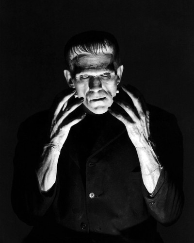 Picture of Boris Karloff