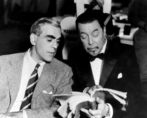 Picture of Boris Karloff in Charlie Chan at the Opera