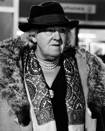 Picture of Margaret Rutherford in The V.I.P.s