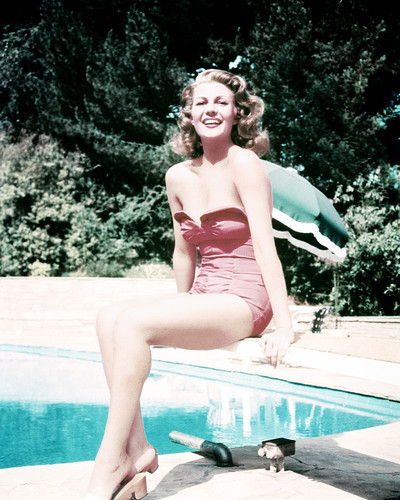 Picture of Rita Hayworth