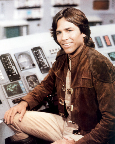 Picture of Richard Hatch in Battlestar Galactica