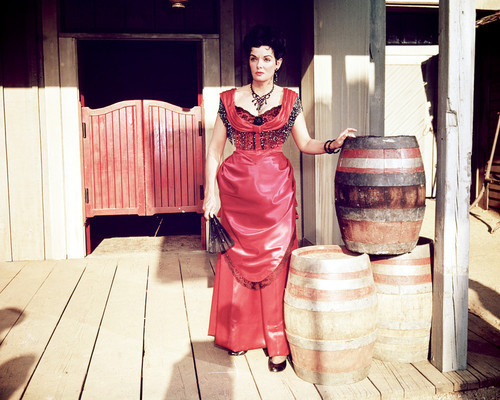 Picture of Jane Russell in The Tall Men