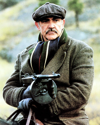 Picture of Sean Connery in The Untouchables