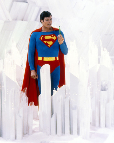 Picture of Christopher Reeve in Superman