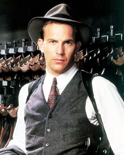 Picture of Kevin Costner in The Untouchables