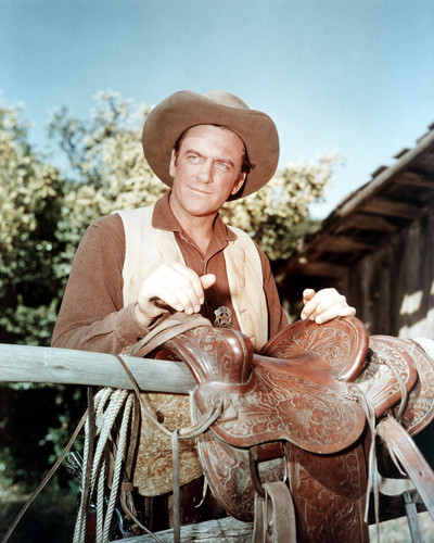 Picture of James Arness in Gunsmoke