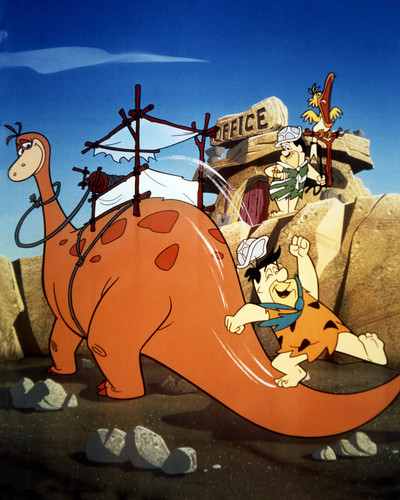 Picture of The Flintstones: Jogging Fever