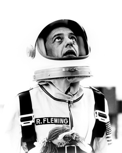 Picture of Don Knotts in The Reluctant Astronaut
