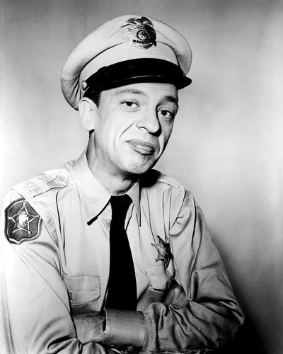 Picture of Don Knotts in The Andy Griffith Show