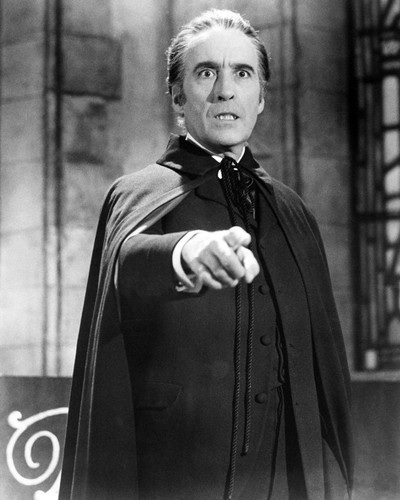 Picture of Christopher Lee in Dracula: Prince of Darkness