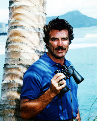 Picture of Tom Selleck in Magnum, P.I.