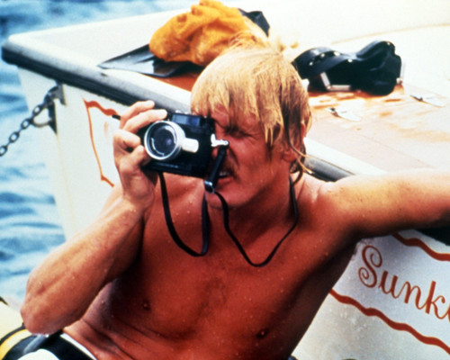 Picture of Nick Nolte in The Deep