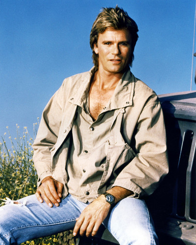 Picture of Richard Dean Anderson in MacGyver
