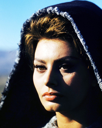 Picture of Sophia Loren in El Cid