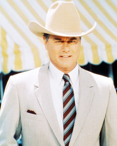 Picture of Larry Hagman in Dallas