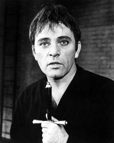 Picture of Richard Burton in Hamlet
