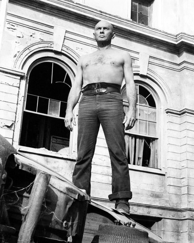 Picture of Yul Brynner in The Ultimate Warrior