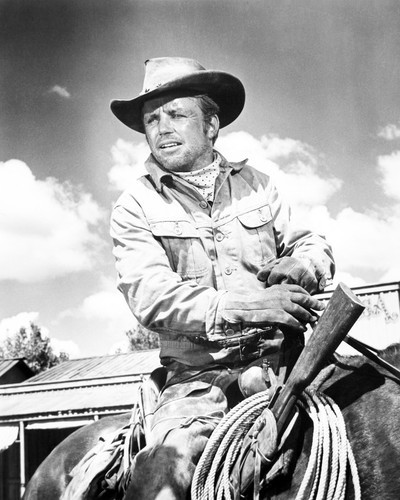Picture of Richard Jaeckel in Chisum