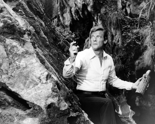 Picture of Roger Moore in The Man with the Golden Gun