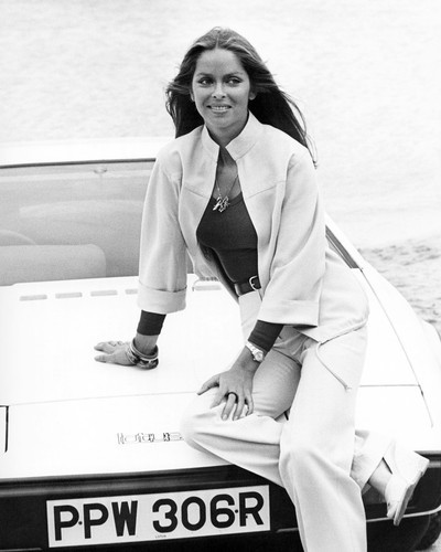 Picture of Barbara Bach in The Spy Who Loved Me