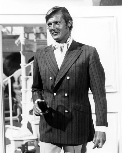 Picture of Roger Moore in The Persuaders!