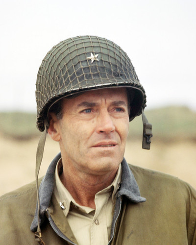 Picture of Henry Fonda in Battle of the Bulge