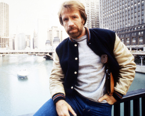 Picture of Chuck Norris in Code of Silence
