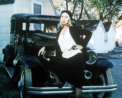 Picture of Faye Dunaway in Bonnie and Clyde