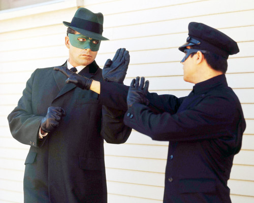 Picture of The Green Hornet